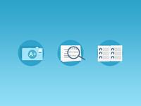 Contractor Website Icons