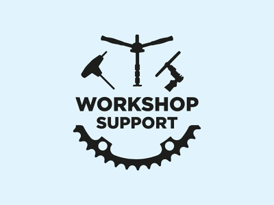 2pure Workshop Logo branding concept branding vector illustration logo design logo illustrator graphic design adobe