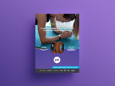 Mio Global Print Ad graphic design design creative cloud adobe indesign mio fp full page print ad advert print