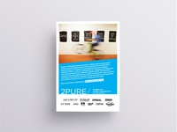 2pure Trade Show Leaflet
