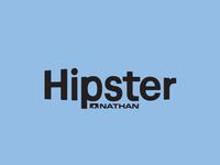 Nathan Hipster Logo