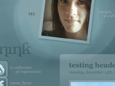 shanink Redesign v.2 personal redesign