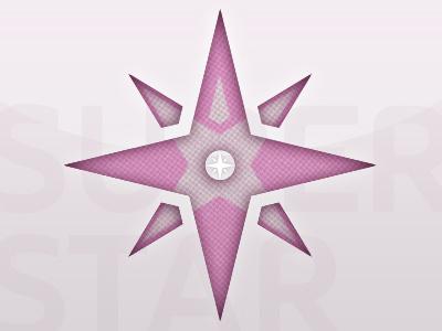rebooound in pink pink rebound star texture