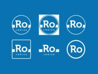 Logo Rologica logo design illustration