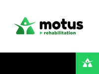 Final Motus Rehabilitation Logo