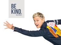 Be Kind Box by Ellen
