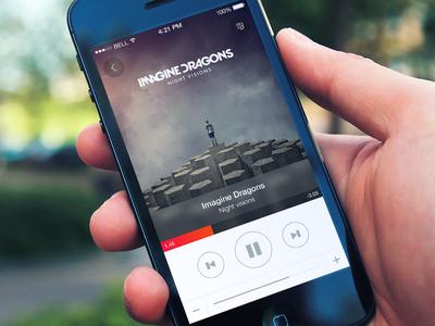 Music app.. (wip)
