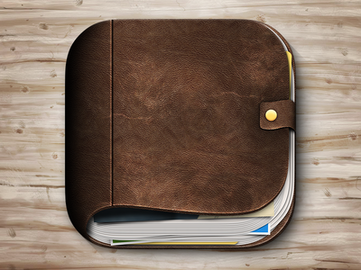 Journal iOS icon (wip)