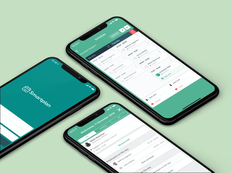 Smartplan Rebranding