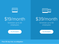 Smartplan Pricing - Employee Scheduling