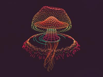 Cosmic Jelly ///