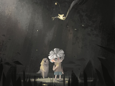 金色青蛙 呱呱呱~ illustration