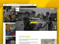 Stepasia Website