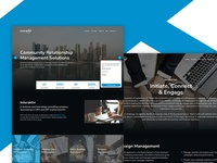 Interaktiv Revamp Website concept