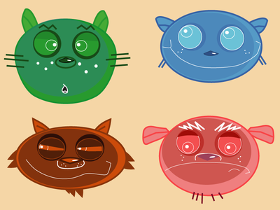 Kitty Cat designs