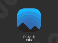 Icon #dailyui #005