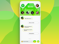 Chat Ui  ios | Android