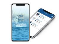 Catchstate App ui