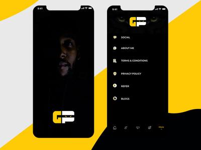 Biography App Ui