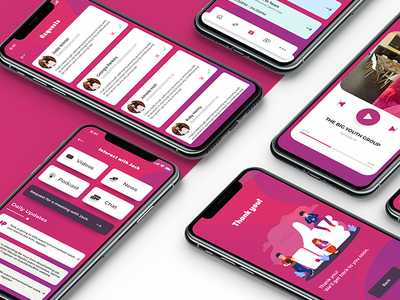 Event App animation illustration website trend typography product lettering love icon dailyui iphonex logo ios skills india app ux dribbble design ui