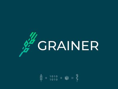 Grainer Logo Version 1