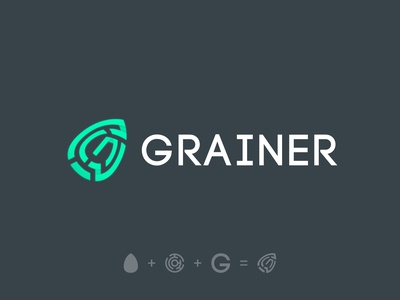 Grainer Logo Version 2