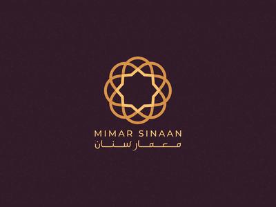 Mimar Sinaan - Logo Design Version 3
