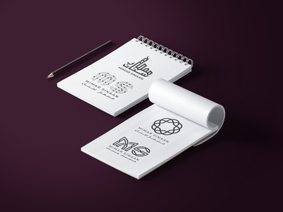 Logo Concepts for an Architecture Firm