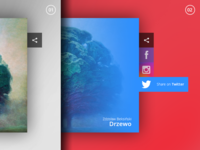 Daily Ui Day 10 ui desktop dailyui daily share social 010