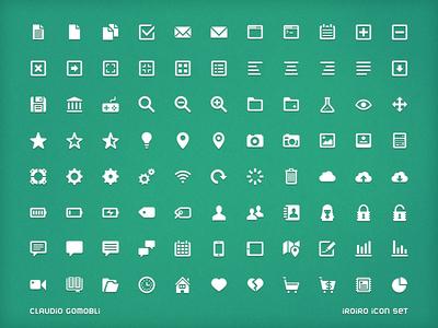 Iroiro set (ui icons)