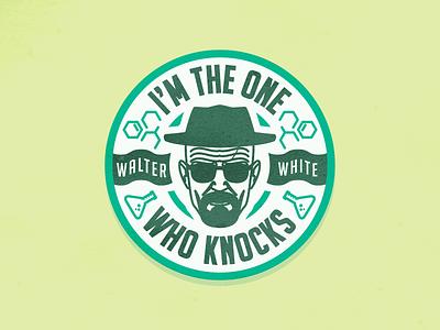 Walter White chemic heisenberg walter white breaking bad illustration