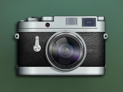 Retro Icons ~ Camera camera retro icons icon mac icon retro mac pc photo photo camera vintage lens laica