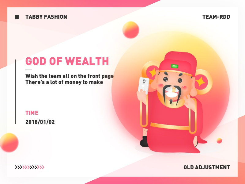 2018-01-02 teeth gold-capped happy photograph illustration typesetting grad color