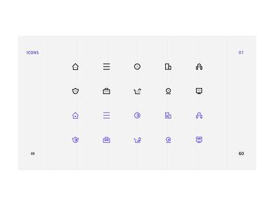 2018-4-10 gray purple black hardware linear icon app