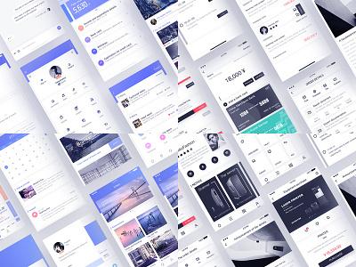 2018 ux iphone ui app