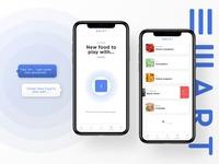 Grocery App | Updating your fridge