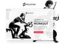 Peloton Playlist Concept