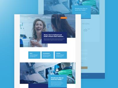 Hobij - webdesign