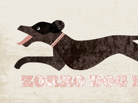 Zorro Dog