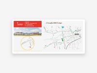 Dribbble verhuiskaart