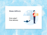 UI Card delivery
