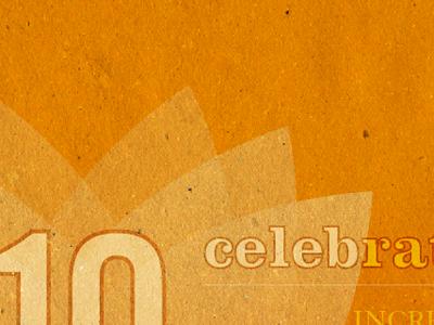 10 years html background orange clarendon bembo