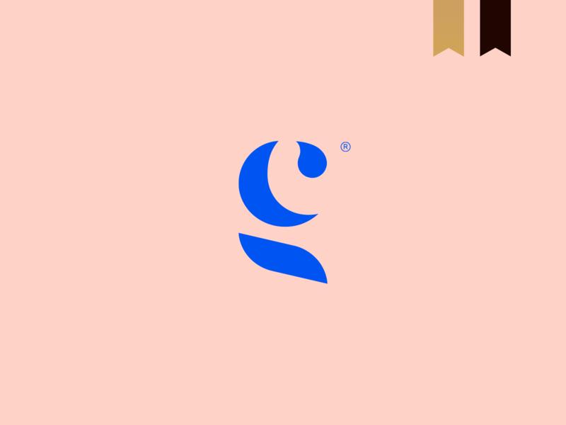 Caio Gomes | Photo and Film - Visual Brand photography logo elegant brand simple mark minimalism monogram logo