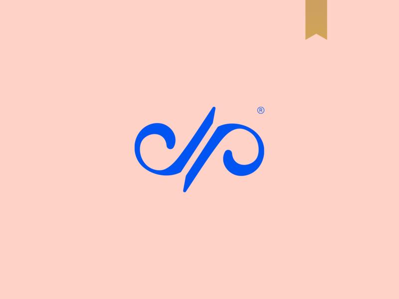 João Reck - Visual Brand abstract logo logotype brand simple mark minimalism monogram
