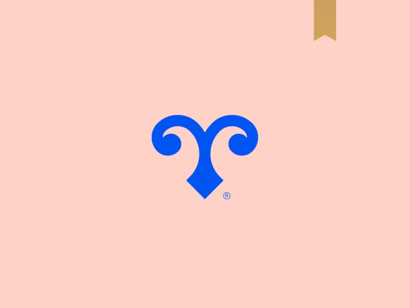 Perini - Visual Brand goldenratio logotype brand mark abstract minimalism logo