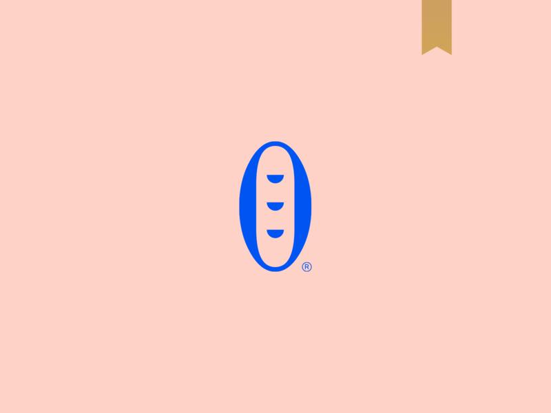 Lazord - Visual Brand icon logotype brand simple mark abstract minimalism logo monogram