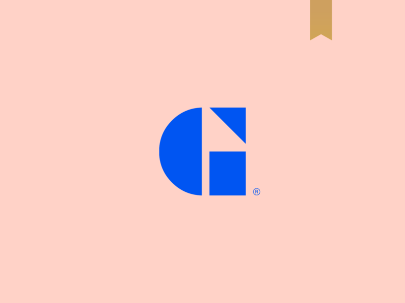 Stefan Graf - Visual Brand gestalt icon logo simple brand mark abstract minimalism geometic monogram