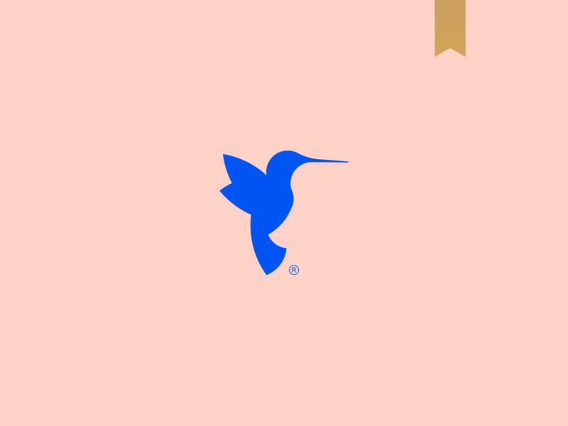 Marie Meisl - Visual Brand brand design icon logotype simple logo mark minimalism bird logo bird