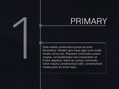Primary app ux design ui mobile apple 6s plus 6s 6 iphone mockup