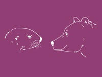 Bear And Otter #2